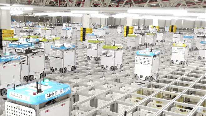 Ocado, Walmart o Tesco, así avanza la robotización del supermercado