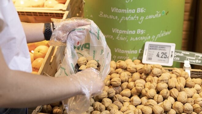 La prohibición de los plásticos en fruta y verdura traerá de vuelta el súper a granel