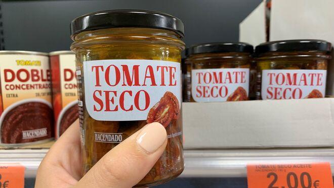 Mercadona lanza su nuevo tomate seco hidratado
