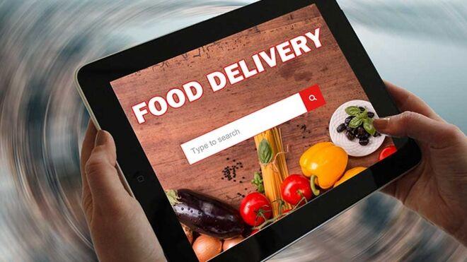 El food delivery busca nuevos clientes en las plataformas de supermercados online