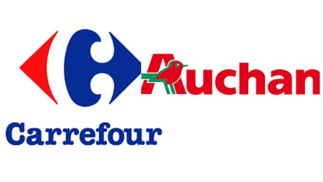 Tambores de fusión entre Carrefour y Auchan (Alcampo)