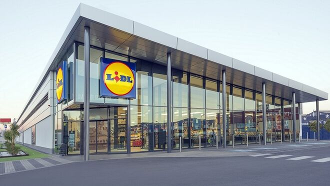 Lidl cierra septiembre con la apertura de tres nuevos supermercados