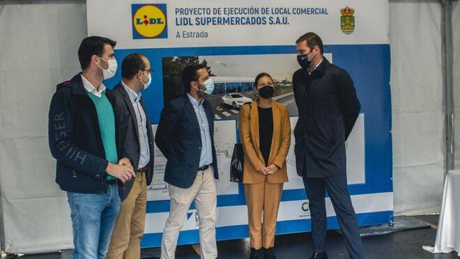 Lidl alcanzará las 35 tiendas en Galicia con su primer súper en A Estrada (Pontevedra)