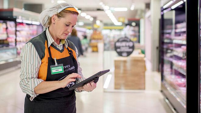 Mercadona busca personal para sus supermercados y puestos más técnicos
