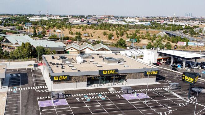 La expansión de BM: 19 nuevos supermercados y asalto a Madrid