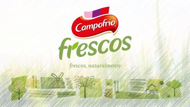 Campofrío Frescos lanza su nueva imagen corporativa