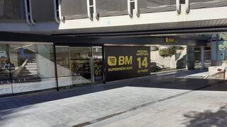 BM invierte 4 millones en un nuevo supermercado en pleno centro de Madrid