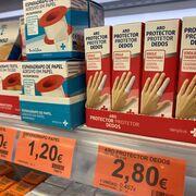 Mercadona saca a la venta un aro protector para dedos
