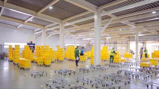 El minorista ruso X5 Retail abre una dark store de 37.000 m2