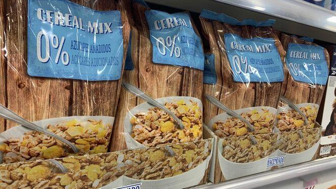 Mercadona vende 5.000 unidades diarias de sus Cereal Mix Hacendado