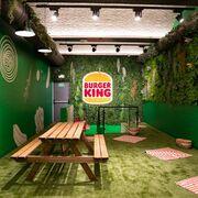 Burger King se rinde a la tendencia vegana