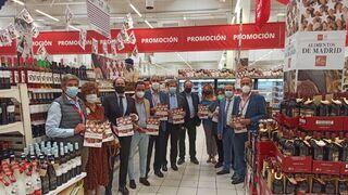 Alcampo lanza la campaña 'Alimentos de Madrid' en 15 hipermercados de la región