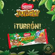 Nestlé Jungly lanza una edición especial 'el Turrón' para esta Navidad