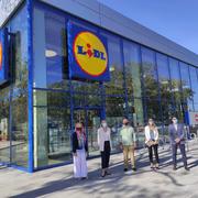Lidl invierte 4,2 millones en una nueva tienda en Sevilla capital