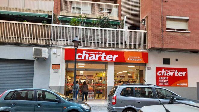 Charter roza las 40 aperturas este año con un nuevo súper en Valencia