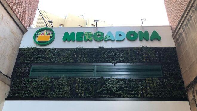 Mercadona inaugura un nuevo supermercado en Madrid, en el antiguo parking Gayarre