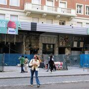 BM compartirá con Aldi los antiguos cines Roxy de Madrid