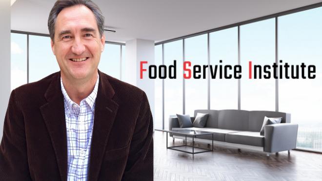 José María Cervera, presidente de Food Service Institute
