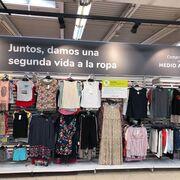 Carrefour entra en la venta de ropa de segunda mano