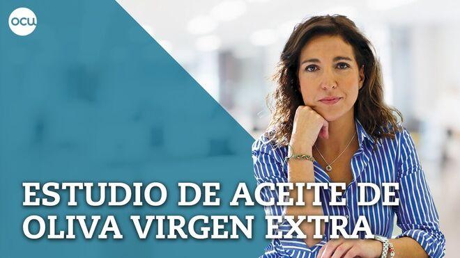 La OCU denuncia el etiquetado de dos marcas de aceite de oliva virgen extra