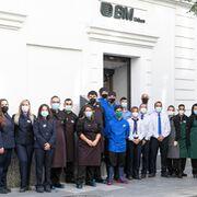 BM se afianza en Madrid con un nuevo súper en pleno centro de la capital