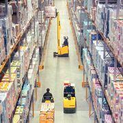 La logística bate récord de contratos: más de un millón en lo que va de 2021
